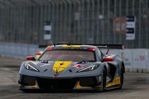 #4 Corvette Racing Corvette C8.R, GTLM: Tommy Milner, Nick Tandy
