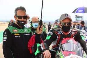 Manuel Puccetti, Lucas Mahias, Kawasaki Puccetti Racing