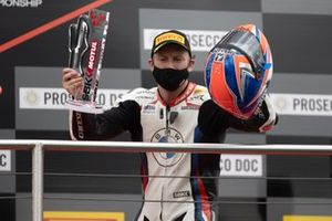 Podio: tercer lugar Tom Sykes, BMW Motorrad WorldSBK Team