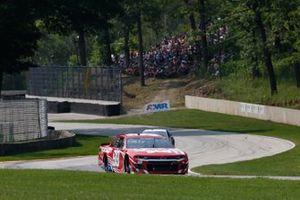 Daniel Suarez, TrackHouse Racing, Chevrolet Camaro Good Sam - Patriotic