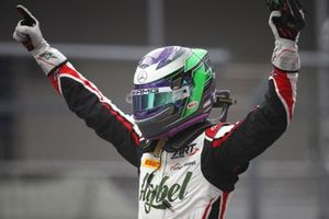 Race Winner Frederik Vesti, ART Grand Prix
