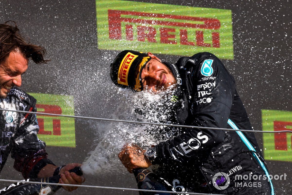99 GP de Gran Bretaña 2021, Mercedes