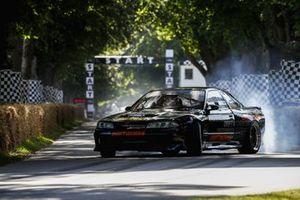 Martin Richards, Nissan Skyline R32 GT-R