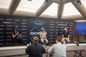 Christine Giampaoli Zonca, Hispano Suiza Xite Energy Team Kevin Hansen, JBXE Extreme-E Team