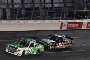 Drew Dollar, Kyle Busch Motorsports, Toyota Tundra Sunbelt Rentals, CJ McLaughlin, Reaume Brothers Racing, Toyota Tundra
