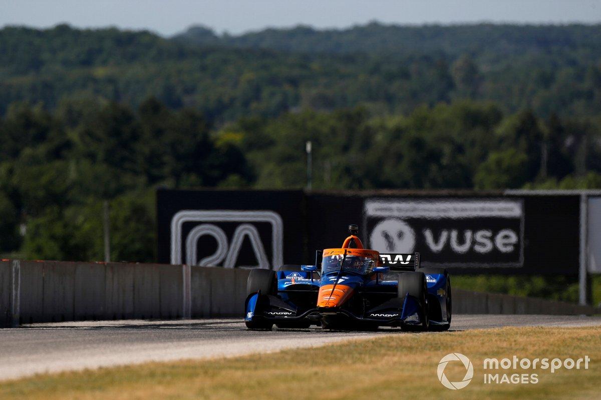 Kevin Magnussen, Arrow McLaren SP Chevrolet