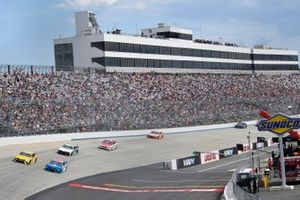 Renn-Action auf dem Dover International Speedway