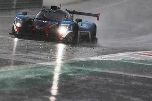 #8 Graff Ligier JS P320 - Nissan: Eric Trouillet, Sébastien Page, David Droux