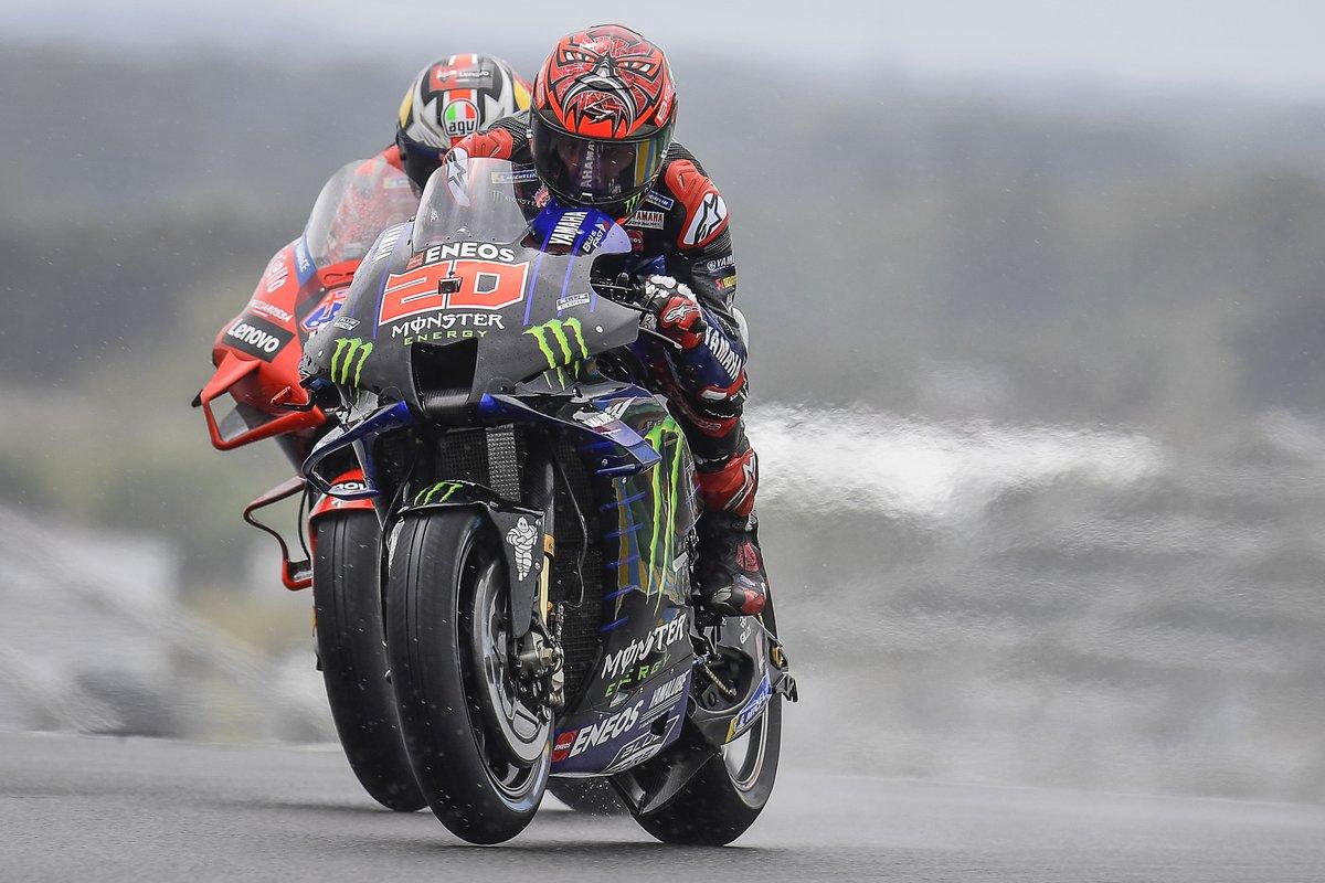 Fabio Quartararo, Yamaha Factory Racing, Jack Miller, Ducati Team