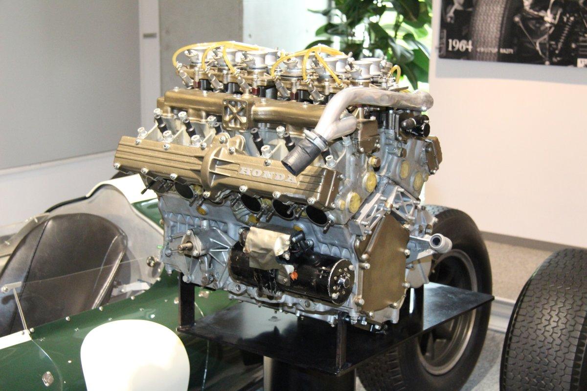 1964 Honda RA271E