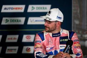 Maximilian Götz, Haupt Racing Team, Press Conference