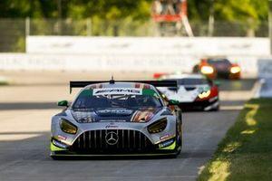 #28 Alegra Motorsports Mercedes-AMG GT3, Michael de Quesada, Daniel Morad