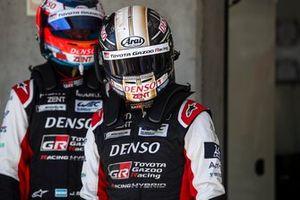 #7 Toyota Gazoo Racing Toyota GR010 - Hybrid: Kamui Kobayashi
