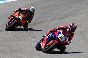 Stefan Bradl, Honda HRC, Miguel Oliveira, Red Bull KTM Factory Racing