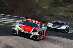 #29 Audi Sport Team Land Audi R8 LMS GT3: Christopher Mies, Kelvin Van Der Linde, Mattia Drudi