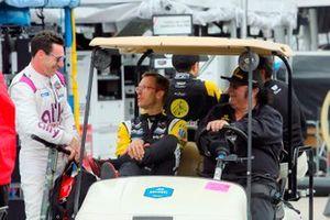 #48 Action Express Racing Cadillac DPi: Simon Pagenaud, #5 JDC/Miller MotorSports Cadillac DPi: Sebastien Bourdais