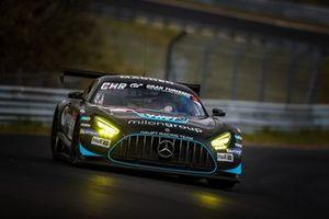 #6 Haupt Racing Team Mercedes AMG GT3: Hubert Haupt, Patrick Assenheimer, Nico Bastian