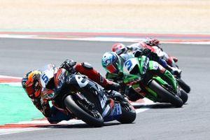 Philipp Öttl, Kawasaki Puccetti Racing, Raffaele De Rosa, Orelac Racing VerdNatura, Randy Krummenacher, EAB Racing Team