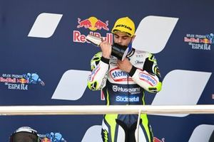 Podio: Romano Fenati, Max Racing Team