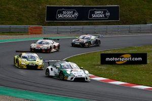 #14 MRS GT-RacingPorsche 911 GT3 R: Maximilian Hackländer, Mick Wishofer