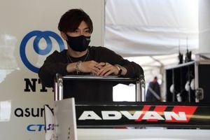 Tadasuke Makino, DOCOMO TEAM DANDELION RACING