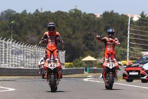 1. Scott Redding, Aruba.It Racing - Ducati, 6. Michael Ruben Rinaldi, Aruba.It Racing - Ducati