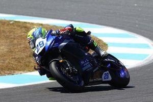 Luca Bernardi, CM Racing