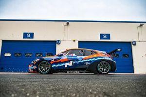 Jean-Karl Vernay, Augusto Farfus, John Filippi, Hyundai Motorsport, Hyundai Veloster N ETCR