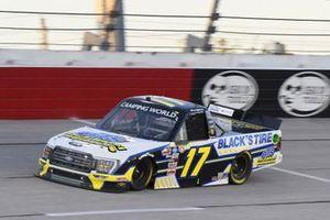 #17: David Gilliland, Team DGR, Ford F-150 Black's Tire