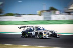#90 Madpanda Motorsport Mercedes-AMG GT3: Ezequiel Perez Companc, Rik Breukers