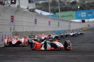 Rene Rast, Audi Sport ABT Schaeffler, Audi e-tron FE07, Alexander Sims, Mahindra Racing, M7Electro