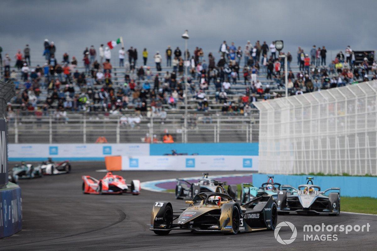 Antonio Felix Da Costa, DS Techeetah, DS E-Tense FE21, Stoffel Vandoorne, Mercedes-Benz EQ, EQ Silver Arrow 02, Mitch Evans, Jaguar Racing, Jaguar I-TYPE 5