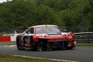 #12 Lionspeed by Car Collection Motorsport Audi R8 LMS GT3: Jean-Louis Hertenstein, Fidel Leib, Klaus Koch, Johannes Stengel