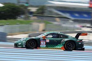 #93 Proton Competition Porsche 911 RSR - 19: Michael Fassbender, Jaxon Evans, Richard Lietz
