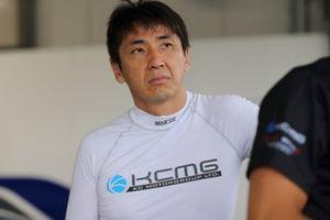 松田次生(#35 KCMG)