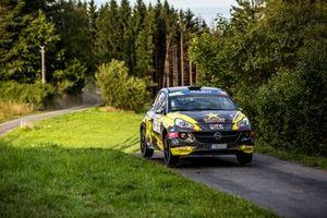 Petr Semerad, Jiri Hlavka, Opel Adam R2, Barum Czech Rally Zlin, FIA ERC