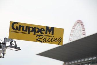 #999 Mercedes-AMG Team GruppeM Racing
