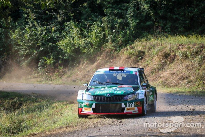Sesks Martiņs, Briedis Uldis, Skoda Fabia R5, Rally di Roma Capitale, FIA ERC