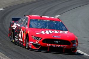 Daniel Suarez, Stewart-Haas Racing, Ford Mustang Haas Automation
