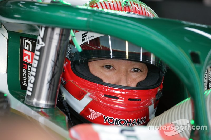 Kazutaka Nakajima, VANTELIN TEAM TOM'S