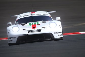 #91 Porsche GT Team Porsche 911 RSR: Richard Lietz, Gianmaria Bruni,