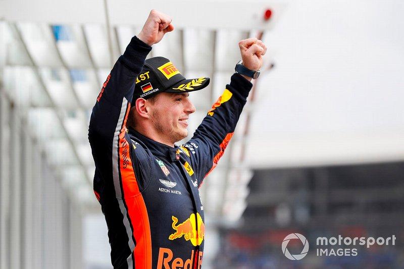 Red Bull: Max Verstappen - Confirmado