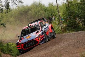 Greeg Breen, Paul Nagle, Hyundai Motorsport Hyundai i20 Coupe WRC