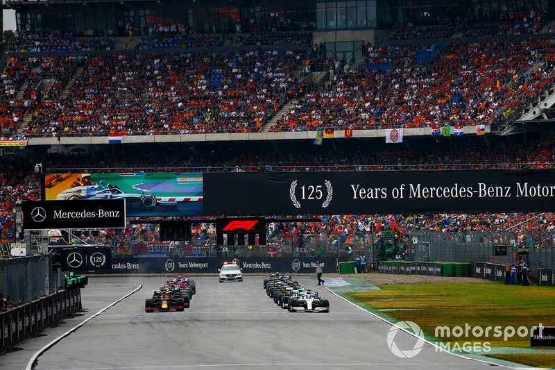 Revivir de manera particular las temporadas 2018 y 2019 de F1