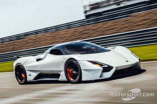 SSC Tuatara Set Top Speed Record On Regular Michelin Tires