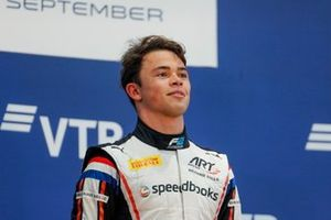 Nyck De Vries, ART Grand Prix