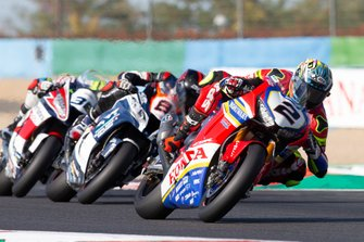 Leon Camier, Honda WSBK Team, Jordi Torres, Team Pedercini