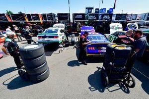 Austin Cindric, Team Penske, Ford Mustang MoneyLion, Ryan Blaney, Team Penske, Ford Mustang Pirtek
