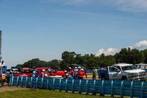 #19 Moorespeed Audi R8 LMS GT3, GTD: Andrew Davis, Alex Riberas, Will Hardeman