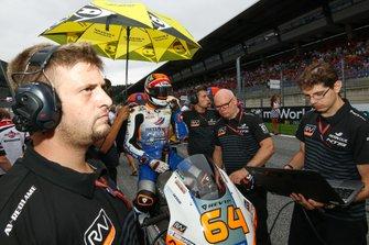 Bo Bendsneyder, RW Racing